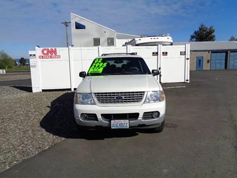 2002 Ford Explorer for sale in Rainier, OR