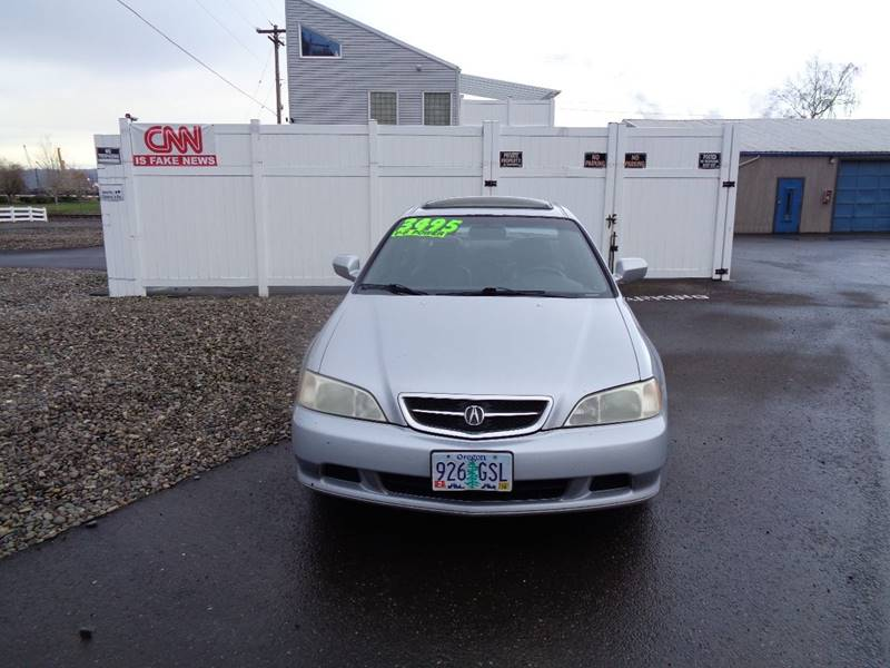 Acura Tl Dr Sedan In Rainier OR Victory Auto Sales - 2000 acura tl transmission for sale
