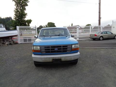 1992 Ford F-150 for sale in Rainier, OR