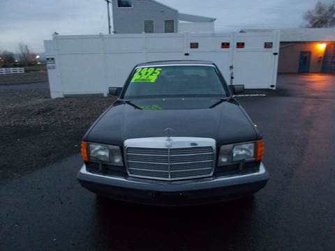 1991 Mercedes-Benz 420-Class for sale in Rainier, OR