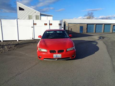 1999 Pontiac Grand Prix for sale in Rainier, OR