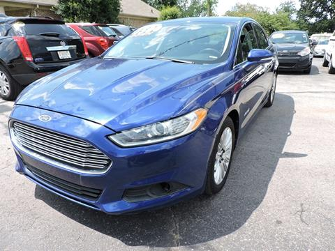 2013 Ford Fusion Hybrid for sale in Knoxville, TN