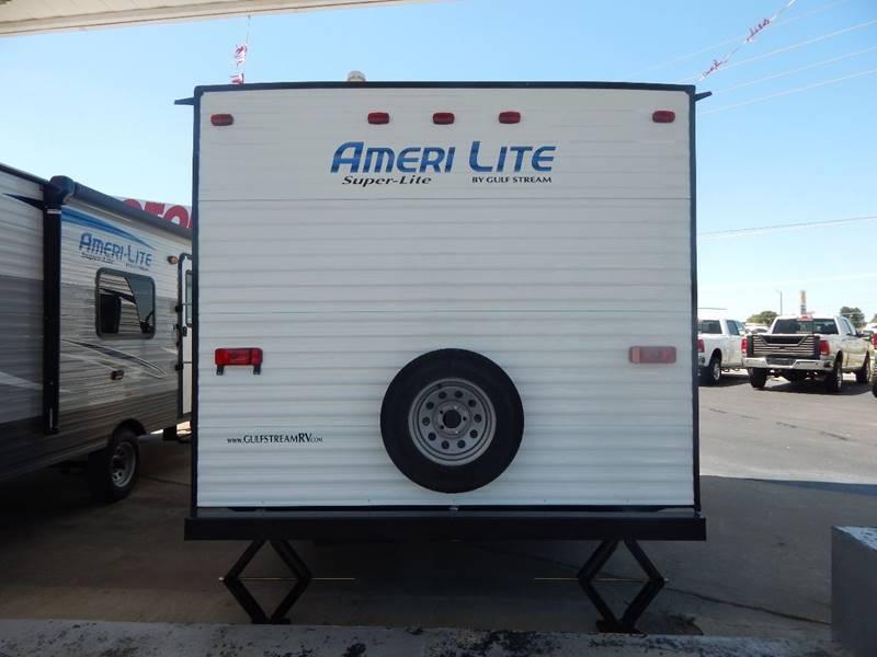2018 Gulf Stream Ameri-Lite Super-Lite 198BH Camping Package - Mcalester OK