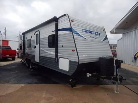 2018 Gulf Stream Conquest Clipper C275FBG