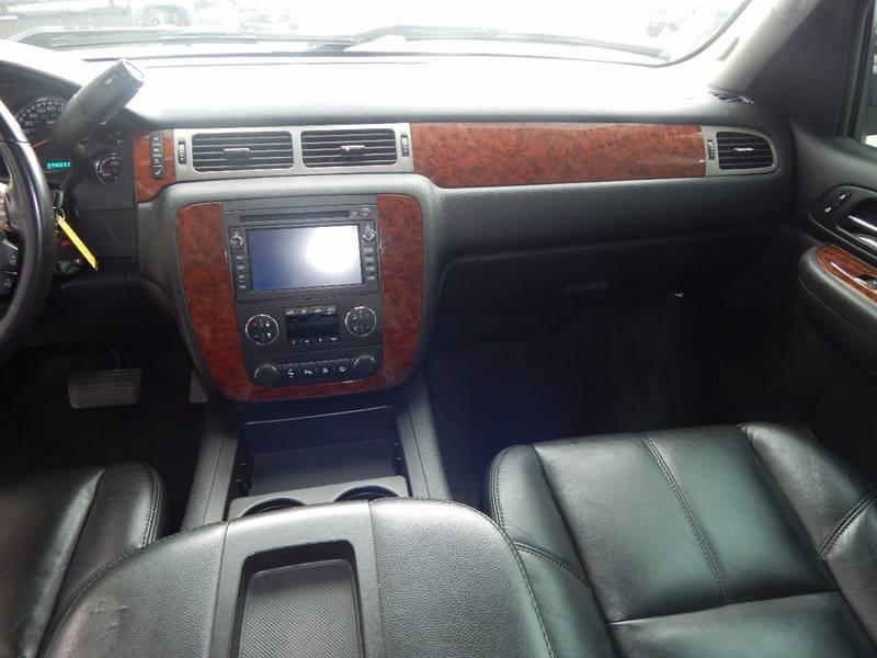 2007 Chevrolet Silverado 1500 LTZ 4dr Crew Cab 4WD 5.8 ft. SB - Mcalester OK