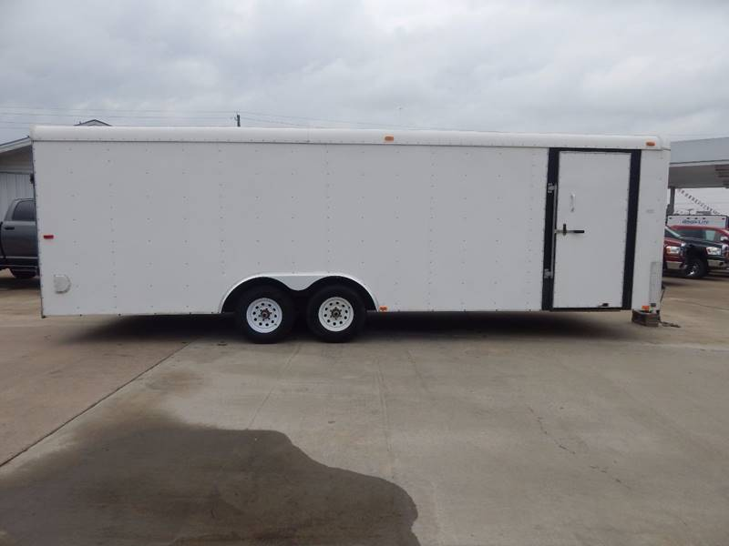 2006 Interstate Load Runner ILRDCC24TA3  - Mcalester OK