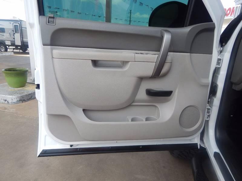 2012 GMC Sierra 2500HD 4x4 Work Truck 4dr Crew Cab SB - Mcalester OK