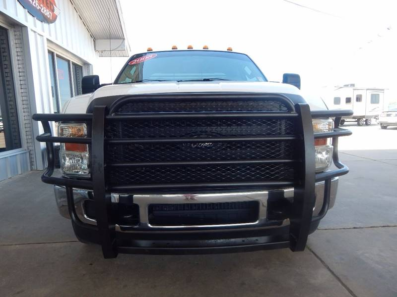 2008 Ford F-350 Super Duty XL 4dr Extended Cab 4WD SB - Mcalester OK
