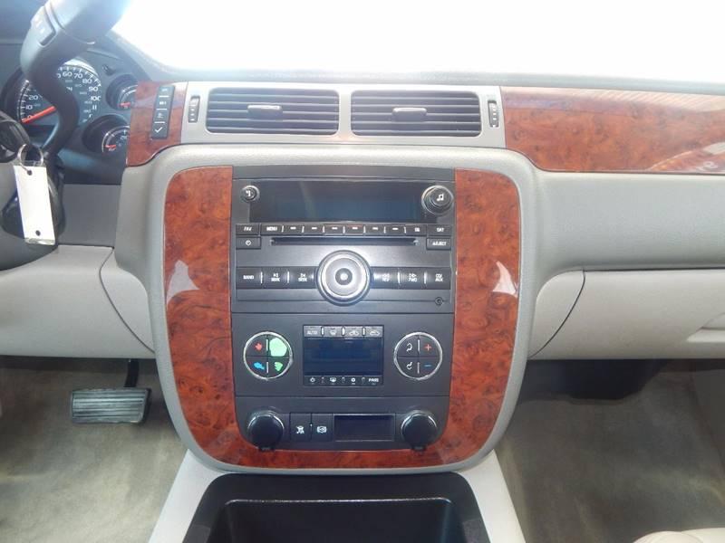 2011 Chevrolet Silverado 2500HD 4x4 LTZ 4dr Crew Cab SB - Mcalester OK