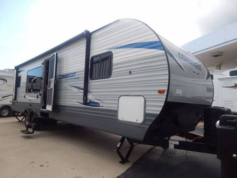 2018 Gulf Stream Conquest C295SBW