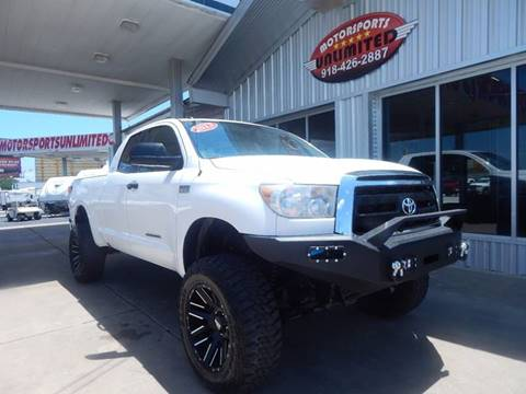 2013 Toyota Tundra for sale in Mcalester, OK