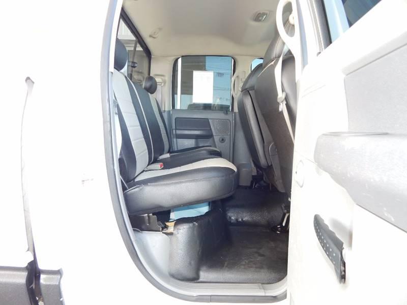 2007 Dodge Ram Pickup 2500 Laramie 4dr Quad Cab 4x4 SB - Mcalester OK