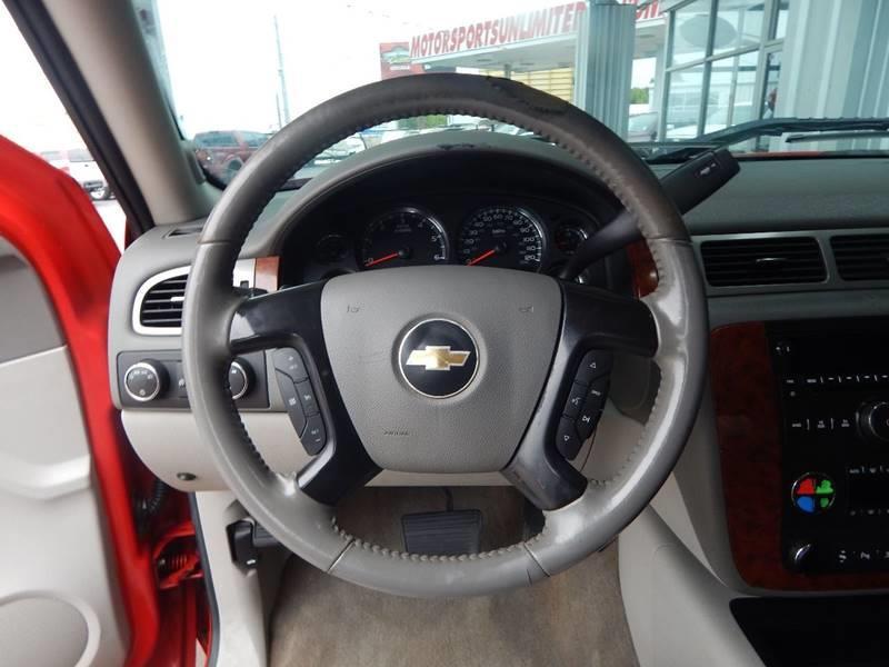 2008 Chevrolet Silverado 1500 4WD LT2 4dr Crew Cab 5.8 ft. SB - Mcalester OK