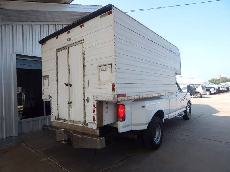 1997 Ford F-350 2dr XLT Extended Cab LB - Mcalester OK