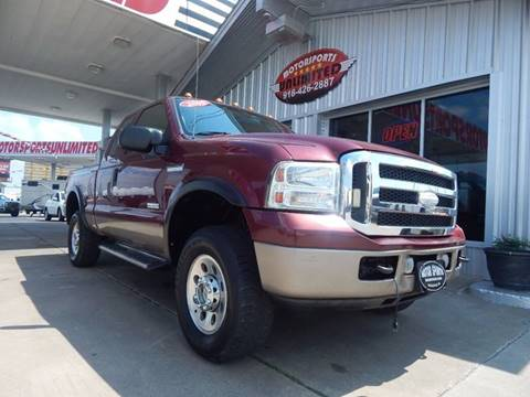 2005 Ford F-250 Super Duty for sale in Mcalester, OK