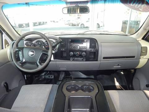 2007 Chevrolet Silverado 2500HD