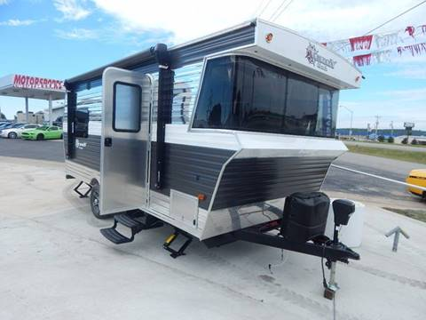 2018 Heartland Terry Classic V21 for sale in Mcalester, OK