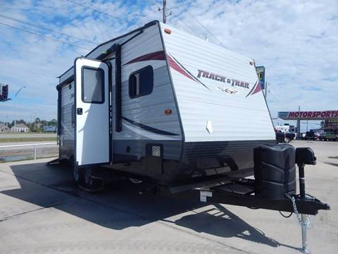 2018 Gulf Stream Track & Trail 17RTHSE for sale in Mcalester, OK