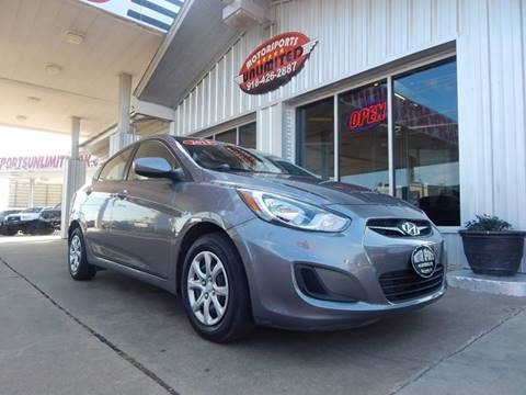 2014 Hyundai Accent for sale in Mcalester, OK