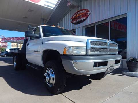 2001 Dodge Ram Pickup 3500 for sale in Mcalester, OK
