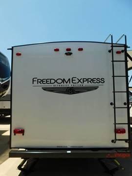 2020 Coachmen Freedom Express FET195RBS