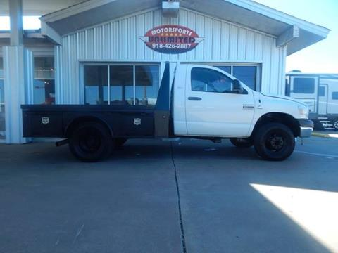 2007 Dodge Ram Chassis 3500 for sale in Mcalester, OK