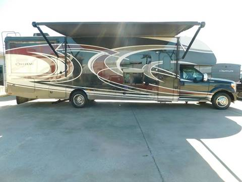 2015 Thor Industries Chateau 35SK for sale in Mcalester, OK