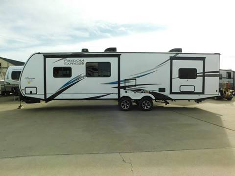 2020 Coachmen Freedom Express 321FEDSLE for sale at Motorsports Unlimited in McAlester OK