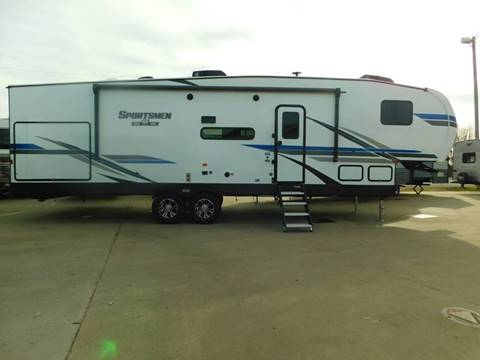 2020 KZ Sportsmen 302BHK FW for sale at Motorsports Unlimited in McAlester OK