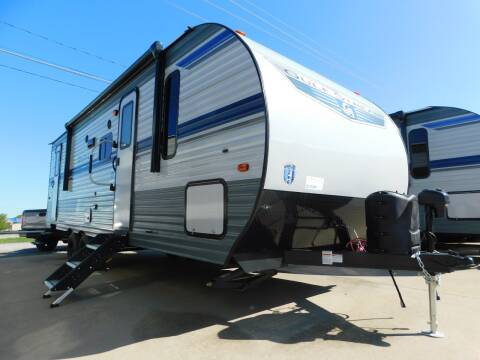 2020 Gulf Stream Ameri-Lite 268BH for sale at Motorsports Unlimited in McAlester OK