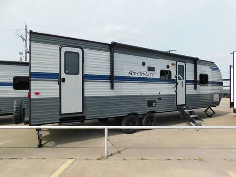 2020 Gulf Stream Ameri-Lite 280BH for sale at Motorsports Unlimited in McAlester OK