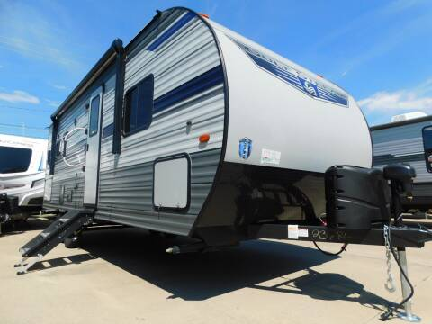 2020 Gulf Stream Ameri-Lite 236RL for sale at Motorsports Unlimited in McAlester OK