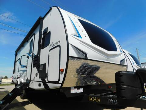 2020 Coachmen Freedom Express 259FKDS for sale at Motorsports Unlimited in McAlester OK