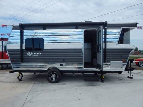 2018 Heartland Terry Classic V21 for sale at Motorsports Unlimited - DOS in Durant OK