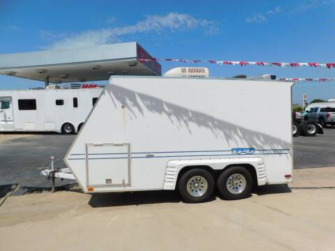 2001 TPD Trailer for sale at Motorsports Unlimited - DOS in Durant OK