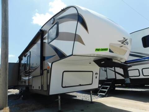 2015 Keystone Cougar 29ROB for sale at Motorsports Unlimited in McAlester OK
