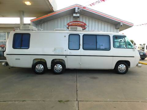 1977 GMC Eleganza for sale at Motorsports Unlimited in McAlester OK