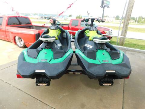 2020 Sea-Doo Spark for sale at Motorsports Unlimited in McAlester OK