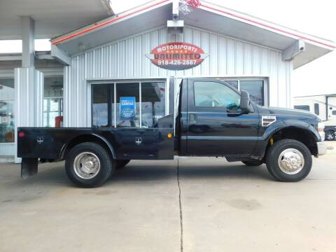 2010 Ford F-350 Super Duty for sale at Motorsports Unlimited in McAlester OK