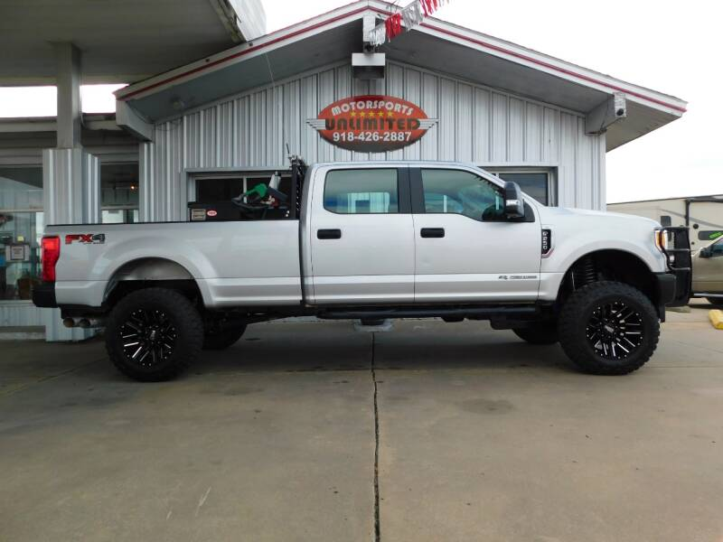 2017 Ford F-250 Super Duty for sale at Motorsports Unlimited in McAlester OK