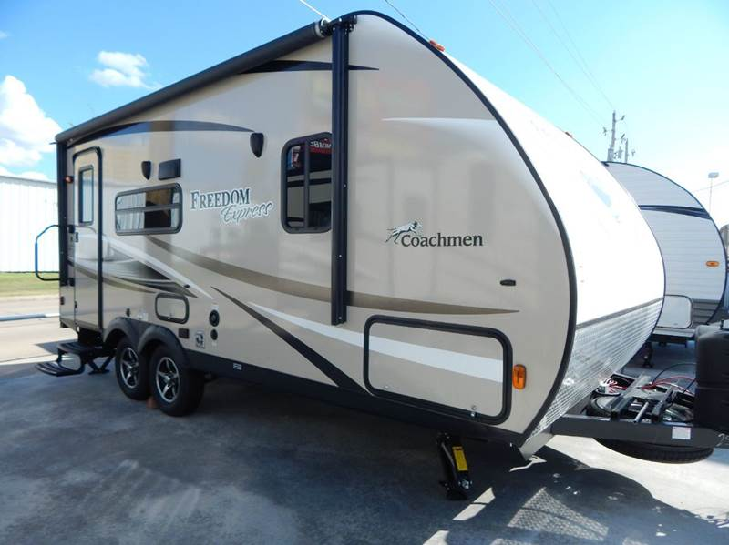 2017 Coachmen 192RBS Freedom Value Package - Mcalester OK
