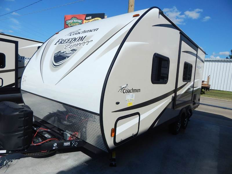 2017 Freedom Express 192RBS Freedom Value Package - Mcalester OK