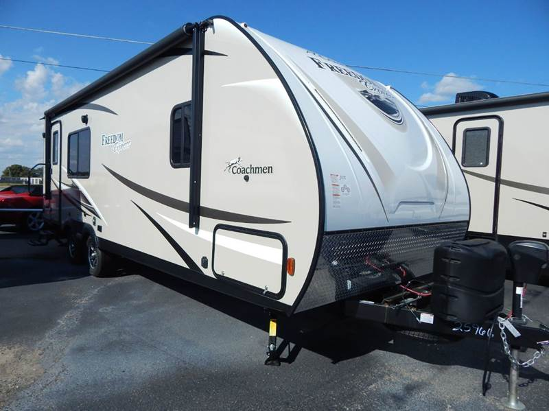 2017 Coachmen 246RKS Freedom Value Package - Mcalester OK
