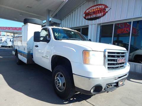 2007 GMC Sierra 3500HD CC for sale in Mcalester, OK