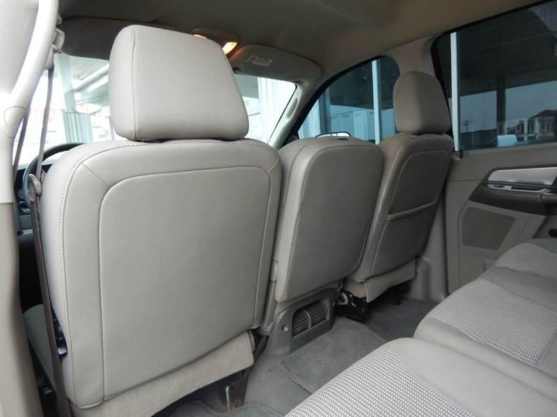 2007 Dodge Ram Pickup 3500 SLT 4dr Mega Cab 4x4 SB - Mcalester OK