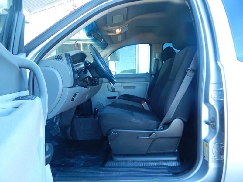 2013 Chevrolet Silverado 2500HD LT 4x4 4dr Crew Cab SB - Mcalester OK