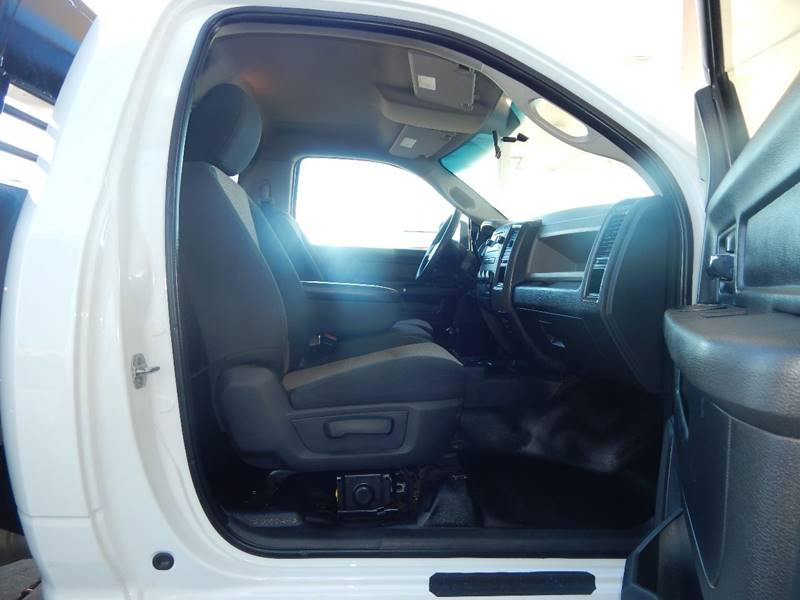 2012 RAM Ram Chassis 3500 4x4 SLT 2dr Regular Cab 167.5 in. WB Chassis - Mcalester OK