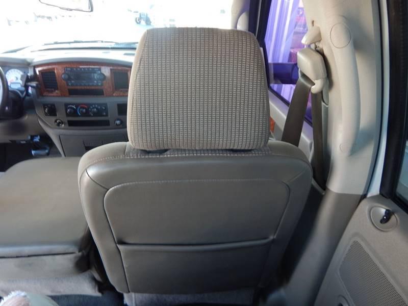 2006 Dodge Ram Pickup 3500 SLT 4dr Quad Cab 4WD SB - Mcalester OK