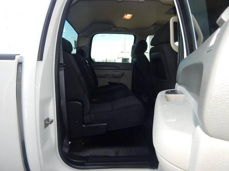 2012 GMC Sierra 3500HD 4x4 Work Truck 4dr Crew Cab DRW - Mcalester OK