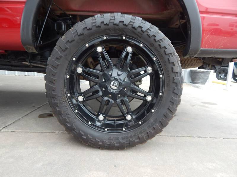 2013 Ford F-150 4x4 FX4 4dr SuperCrew Styleside 5.5 ft. SB - Mcalester OK